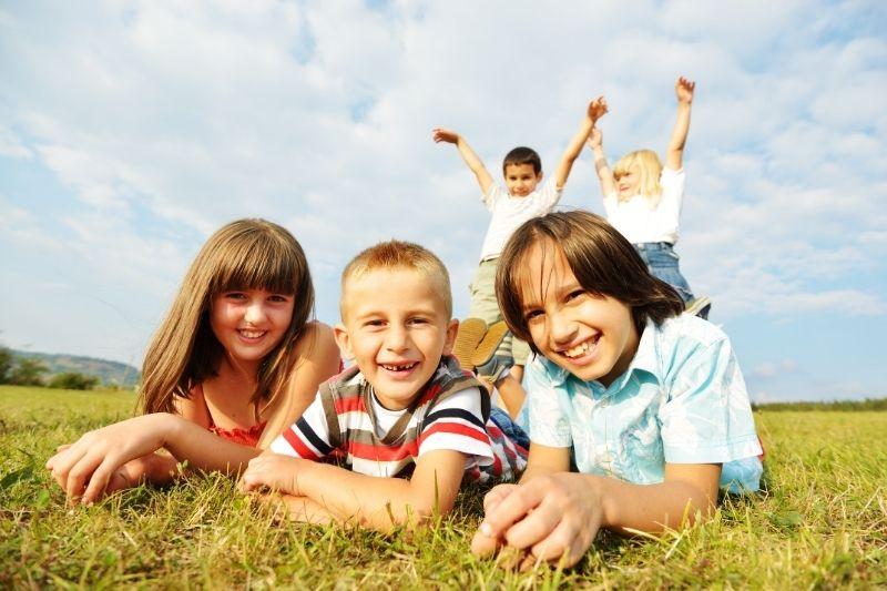 camping huesca con niños